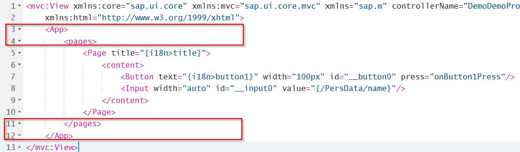 Web Dynpro war gestern - UI5 ist heute  Eine Einführng in