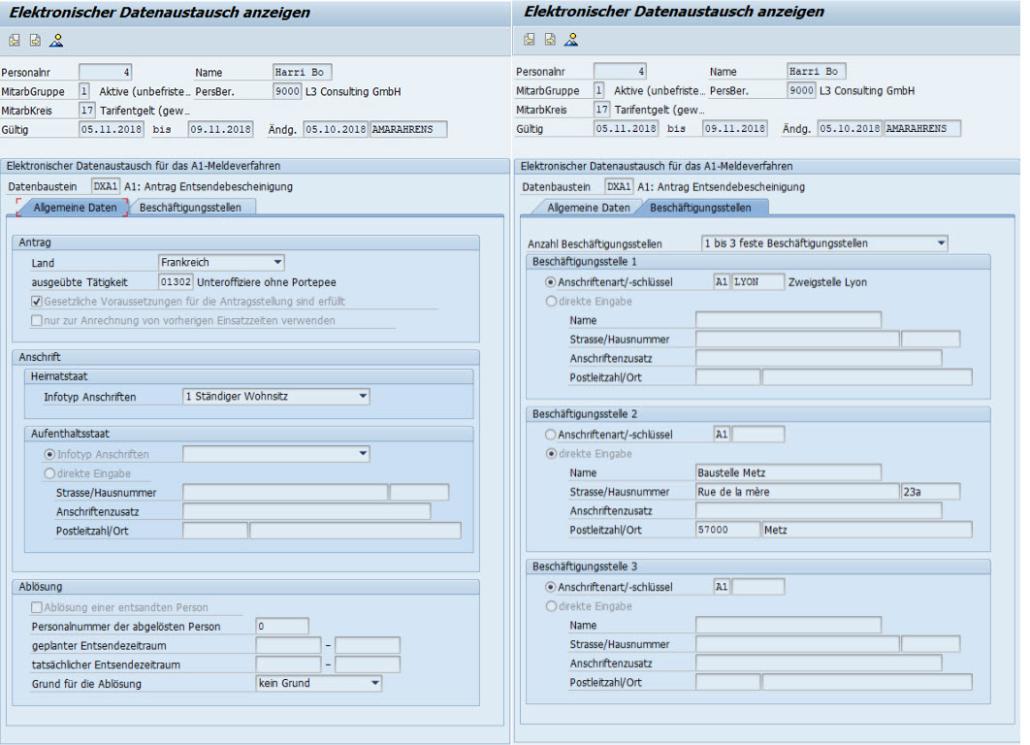 A1-Verfahren: IT0700, Subtyp DXA1