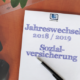 Jahreswechsel: Sozialversicherung